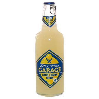 Пиво Hard Lemon Garage 0,44л