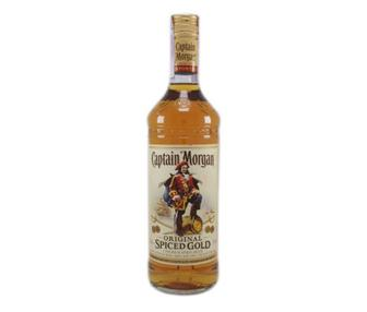 Ром Спайс Голд Captain Morgan 0,5 л