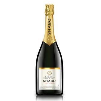 Вино игристое Shabo Classic Brut белое брют 0.75л