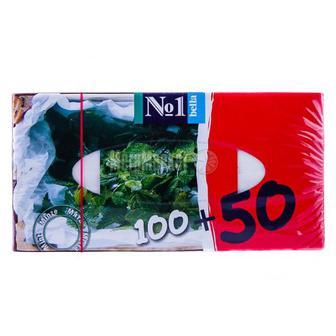Серветки Bella гігієнічні з мятним запахом 150шт