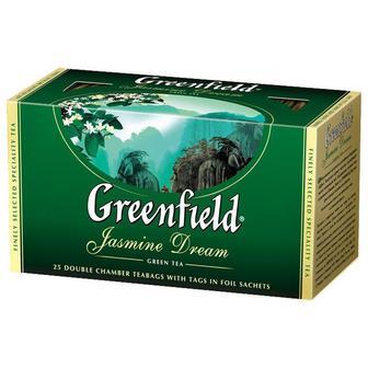 Чай пакетований, Greenfield, 25*2г