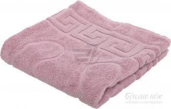 Килимок для ніг Жаккард 50x70 см світло-рожевий La Nuit