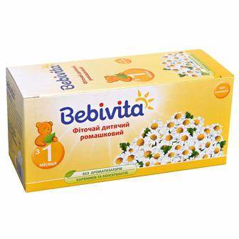 Фиточай Bebivita UA1383 ромашковый от 1 мес 30 г