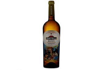 Вино Fratelli Blanco столове біле напівсолодке, 0,75л
