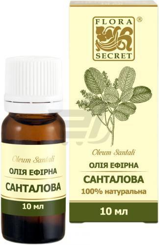 Ефірна олія Санталова Flora Secret