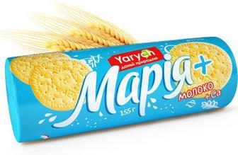 Печиво Yarych Марія з молоком 155г