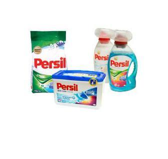 Засоби для прання  Персіл 3000 г,1460мл
