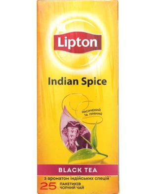 Чай Lipton Indian Spice чорний 25