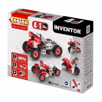 Конструктор Inventor 4 в 1 Engino