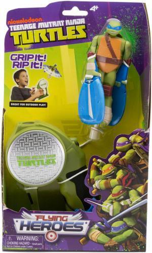 Черепашка-ніндзя I-Star Супер-герой Леонардо 52659