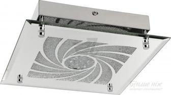 Світильник настінно-стельовий Victoria Lighting LED 12 Вт хром Path-1/PL12