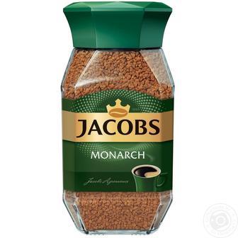Кава розчинна Якобз Монарх 95 г