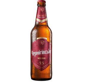 Пиво Міцне Чернігівське, 0,5л