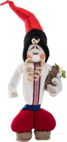 Скидка 21% ▷ Лялька інтер'єрна Козак Іван