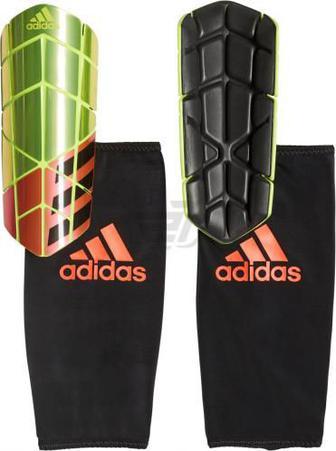 Щитки футбольні Adidas CW9709 X PRO р. L чорний