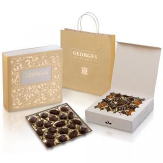 Набір цукерки ХКФ George 420г, George premium з/б 450г