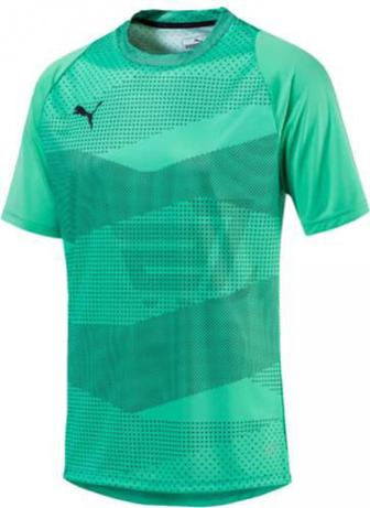 Футболка Puma ftblNXT Graphic Shirt Core 65578104 M зелений