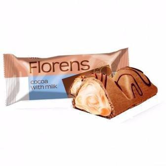 Цукерки АВК Флоренс зі смаком пряженого молока 100г
