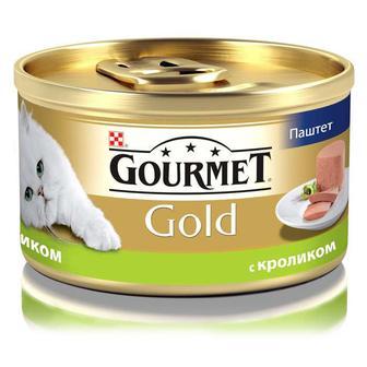 Корм для котів Gourmet Gold 85 г