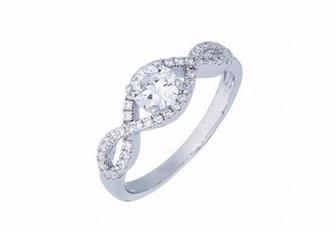Кольцо на помолвку RJ2396-R
