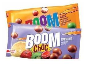 Арахіс Boom Choc кг