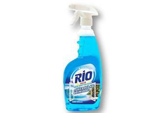 Засіб для миття скла RIO Океанська свіжість Своя Лінія 0,5 л