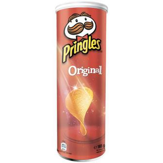 Скидка 20% ▷ Чіпси Pringles Sour Originals 165г