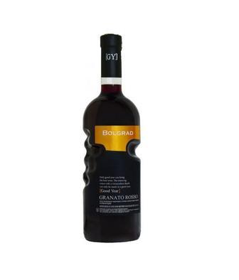 Вино біле Fresh White або червоне напівсолодке Fiore Rosso Bolgrad 0,75 л