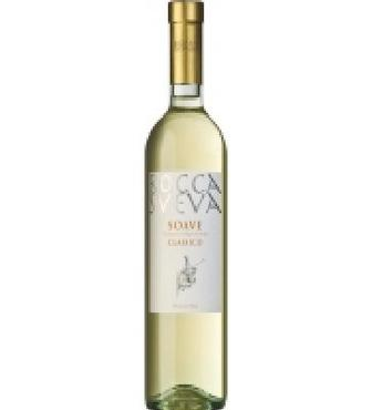 Вино Рокка Свева Соаве Classico біле сухе 0,75 л 12,50%