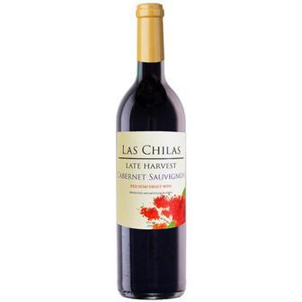 Вино Las Chilas Cabernet Sauvignon червоне напів сол. 0,75л