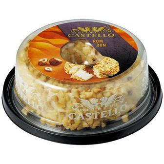 Крем-сир Adria Castello з ромом та горіхами 65% 125г