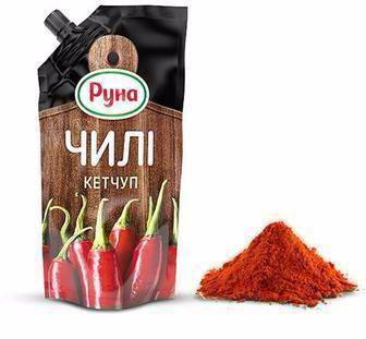 Кетчуп «Чили», Руна, 300 г
