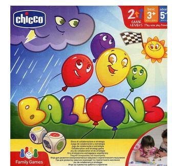 Настольная игра Chicco Balloons (09169.00)