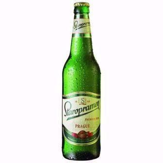 Пиво Светлое    Старопрамен  0,5 л
