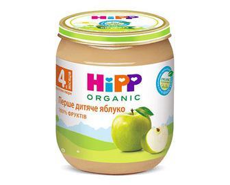 Пюре HiPP перше дитяче яблуко, 125г