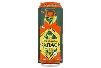 Пиво Seth&Riley's Garage Hard Lemon Tea, 0,5л
