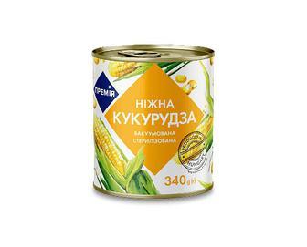 Кукурудза ніжна «Премія»® 340г