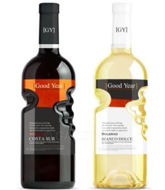 Вино Good Year  Болград красное белое, п/сл 0,75 л  +