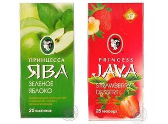 Чай Принцесса Ява 25шт