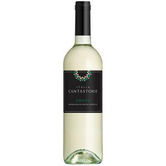 Вино Cantastorie Soave біле сухе 0,75л