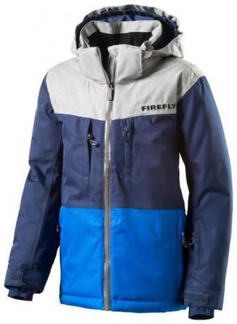 Куртка Firefly Cali jrs 280521-900046 116 синій
