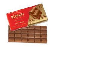 Шоколад пористий білий, екстрачорний, темний молочний, Оленка, Чайка, Рошен, 85г