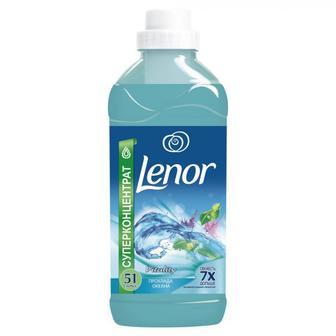 Кондиционер для белья LENOR Прохлада океана, 2л