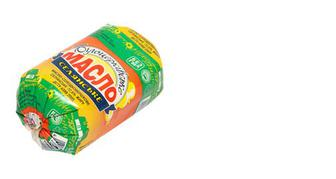 Масло Селянське 72.6%, Білоцерківська, 200г