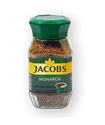 Кава Monarch розчинна сублімована Jacobs 95 г