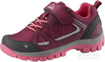 Кросівки McKinley Maine AQB JR 253347-904290 р.31 бордово-сірий