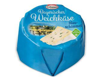 Сир Coburger Bayerischer Weichkase Blauschimmel, 45% жиру, 150г