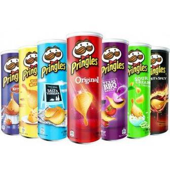 Чіпси Pringles 165 г