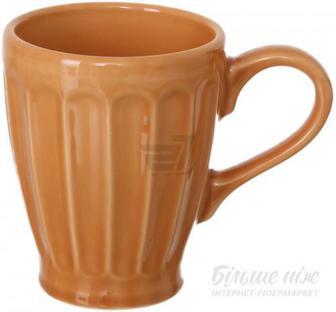 Чашка Cotele 275 мл коричнева Matceramica