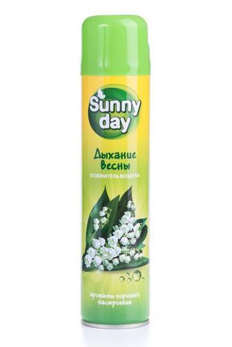 Освежитель воздуха Sunny Day аэрозоль 300мл